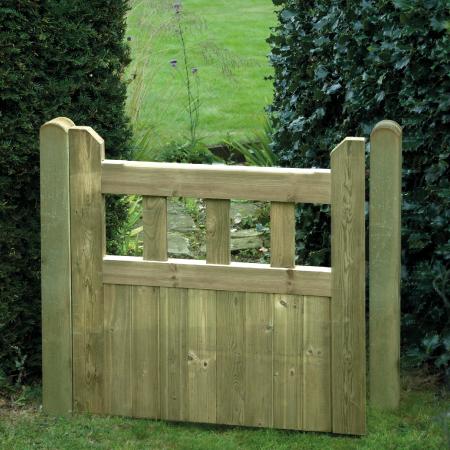 Regency Gates