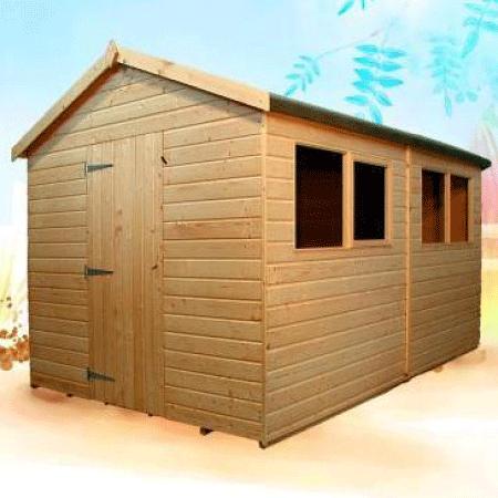 Adaptable Sheds & Workshops 15mm