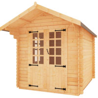 Berkeley 19mm log cabin