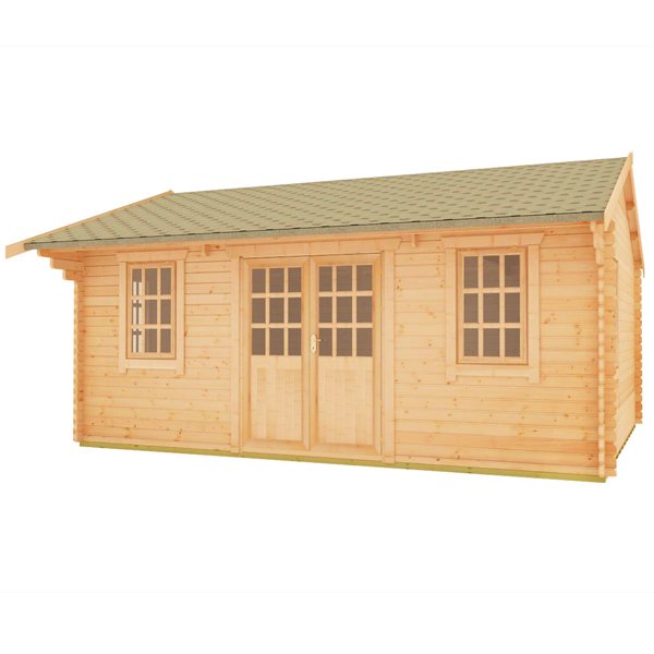 Dalton 44mm log cabin