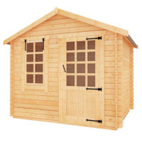 Okehampton 19mm log cabin