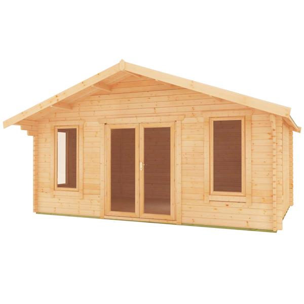 Sutton 44mm log cabin
