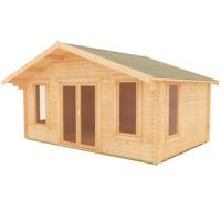 Sutton 44mm log cabin