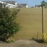 Natural Composite fencing and posts