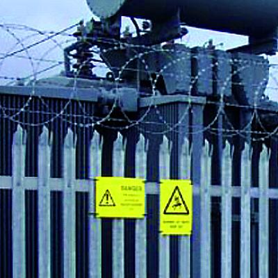 Anti Climb | Lemon Fencing | Fencing in Essex | Garden