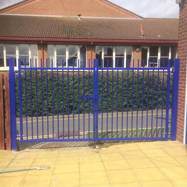Blue-railing-security-gates 2