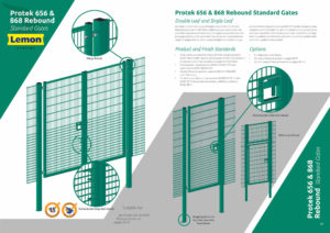 Protek Rebound gate 656 - 868
