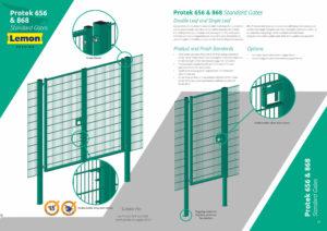 Protek_656-868 Mesh gates