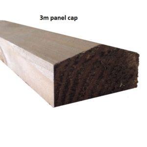 3m panel cap