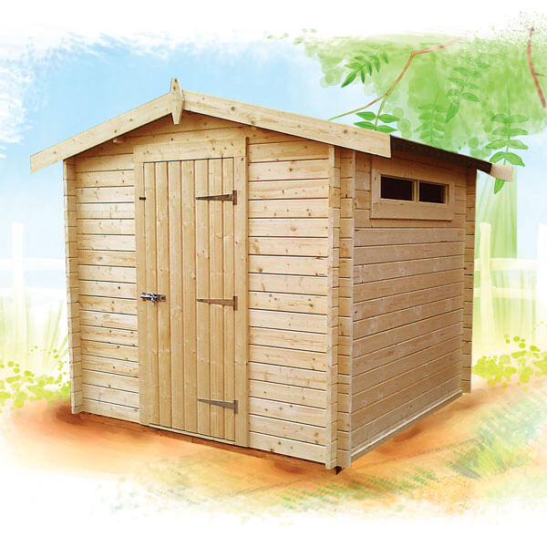 Charnwood shed