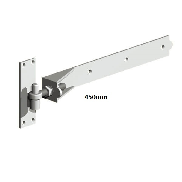 Adjustable hook & band hinges 450mm