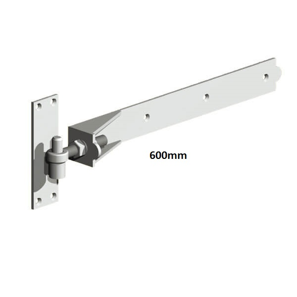Adjustable hook & band hinges 600MMges