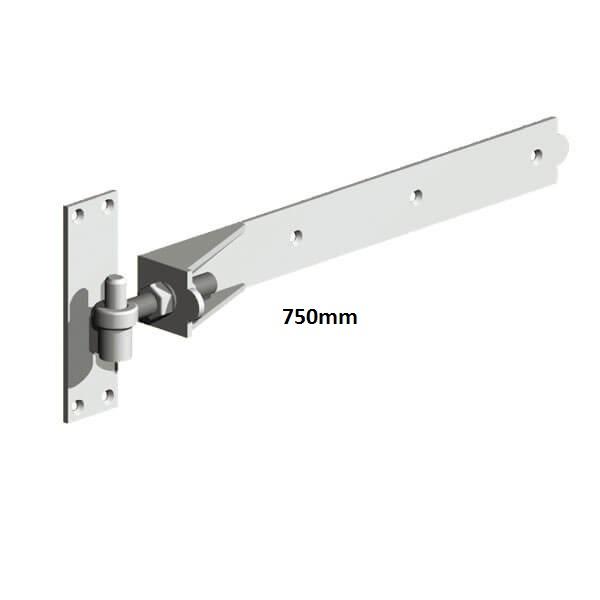 Adjustable hook & band hinge 750MM