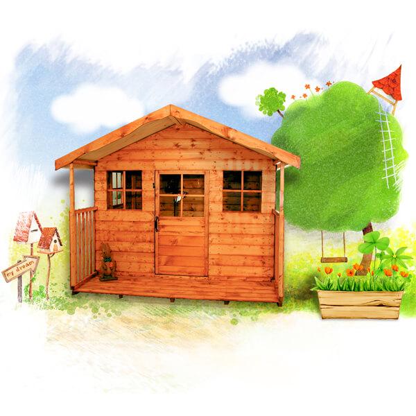 Beechcroft playhouse