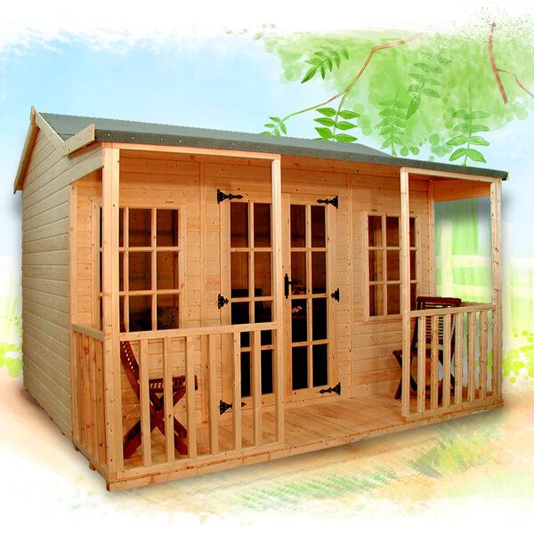 Carlton summerhouse