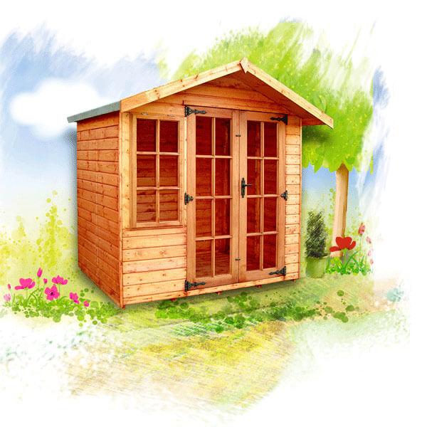 Clipston summerhouse