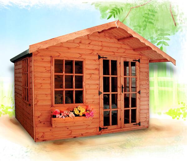Cotswold summerhouse