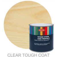 Cleat tough coat wood stain & protector