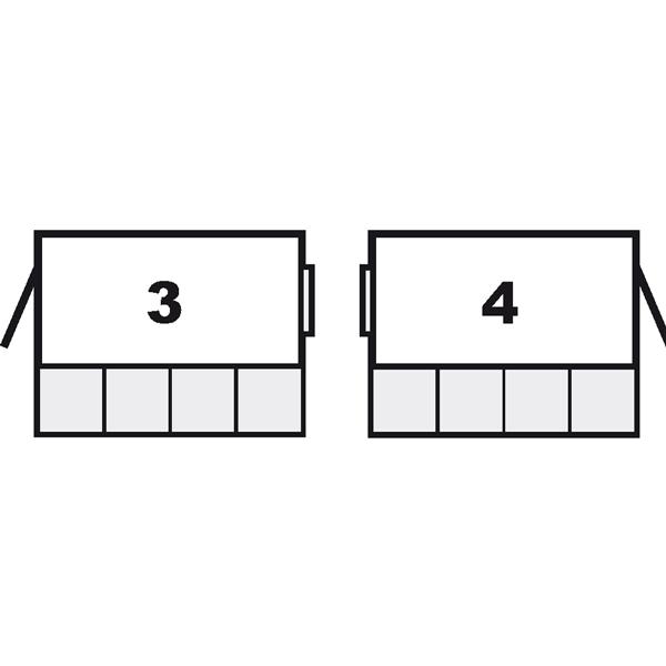 dual doors