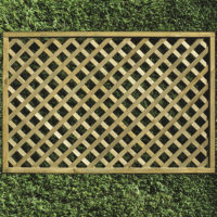 Heavy duty lattice 1.8 x 1.2