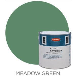 Meadow green royal exterior
