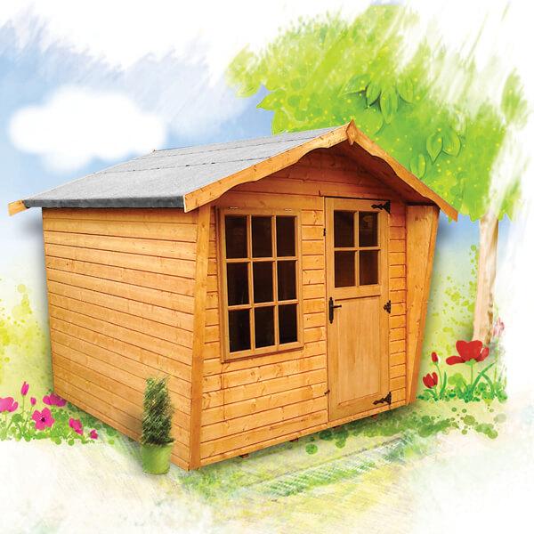 Rockingham summerhouse