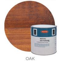 Oak royal exterior