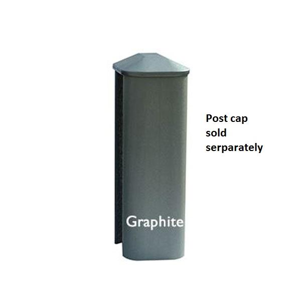 graphite compost post