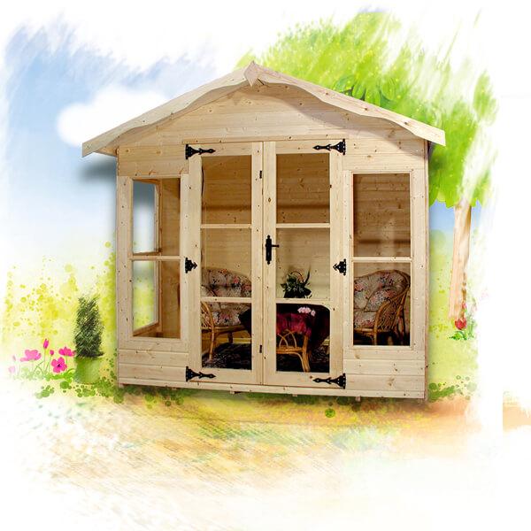 Rosedale summerhouse