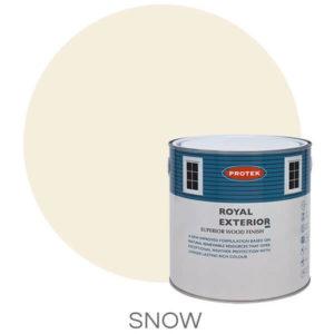 Snow royal exterior