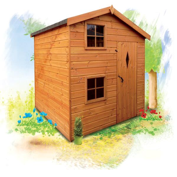 Elmcroft playhouse