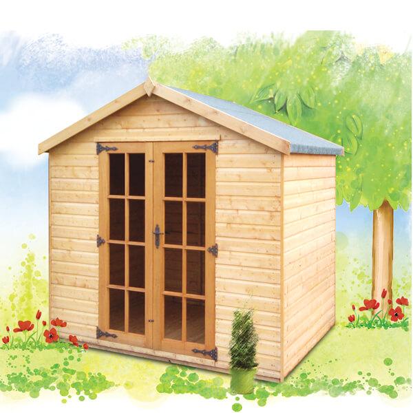 Cottingham summerhouse