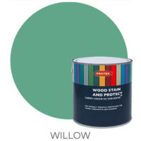 Willow wood stain & protector