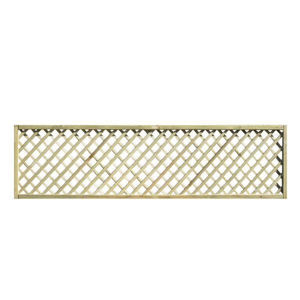 Diamond lattice 0.6m