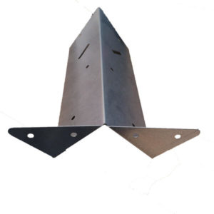 arris bracket - brown