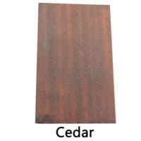 cedar wood protector