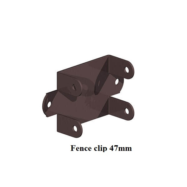 fence clip 47mm
