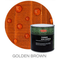Eco shield golden brown