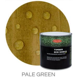 Eco shield pale green