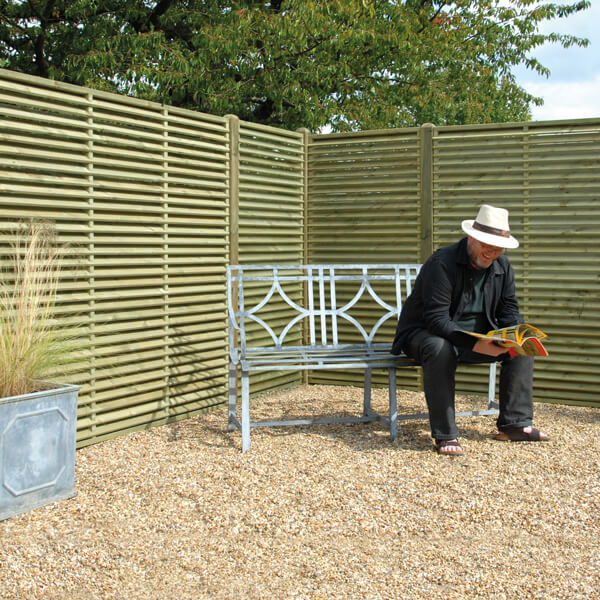 8m x 18m lemon fencing fencing in essex garden