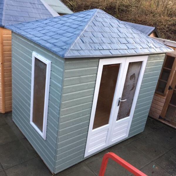 garden sheds essex