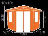 10x10 Bradwell