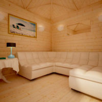 Bradwell corner cabin 28mm