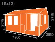 16X12-AMUR-DY