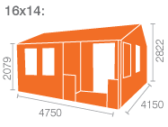 16X14-AMUR-DY