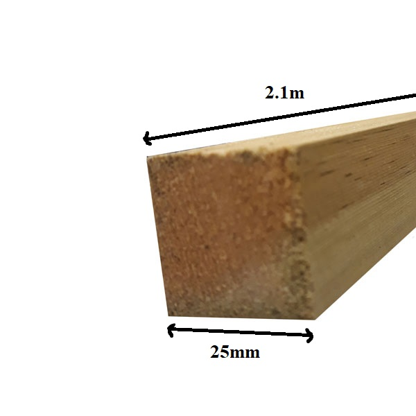 Doorstop-green 2.1m
