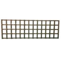 Fine sawn square trellis 0.6m