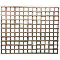 Fine sawn square trellis 1.5m