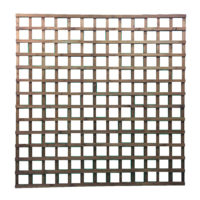 Fine sawn square trellis 1.8m