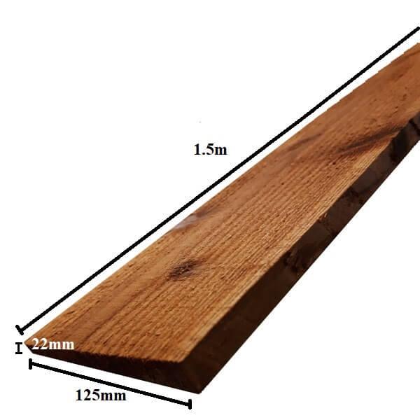 feather-edge-board 1.5m